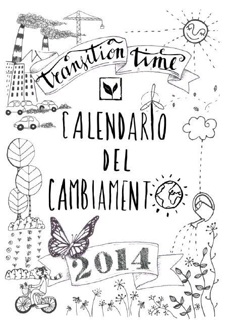 calendario del cambiamento 2014
