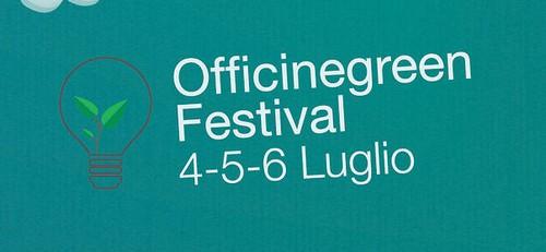 officinegreen festival 2014