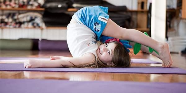 kids yoga - yoga per bambini